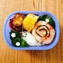 ☆今週のお弁当☆でんでんむしむしカタツムリ弁当