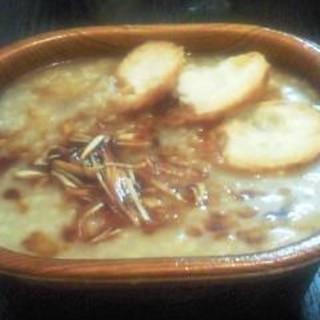台湾風欲ばり中華粥