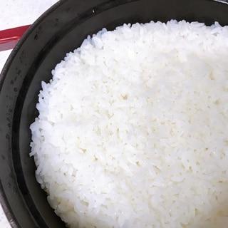 staubで☆美味しいご飯の炊き方☆ストウブ