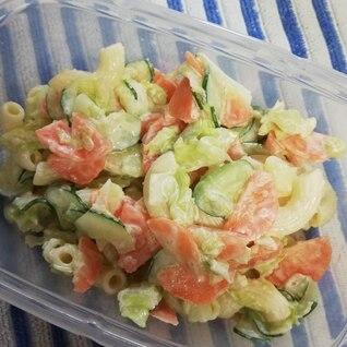簡単♪明太マヨのマカロニサラダ