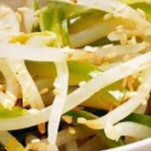 簡単野菜蒸しナムル