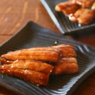 甘くて美味しい♪秋刀魚の蒲焼
