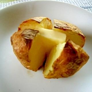 アウトドア料理☆ベイクドポテト