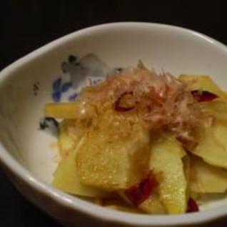 おつまみに☆タケノコのピリ辛炒め