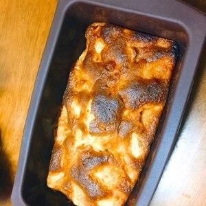 簡単!混ぜるだけ~りんご&さつま芋ケーキ
