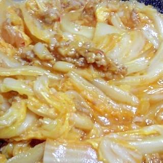 夏にピッタリ☆辛味を効かせた麻婆白菜