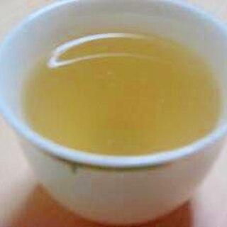 ぴりり!香る柚子胡椒茶