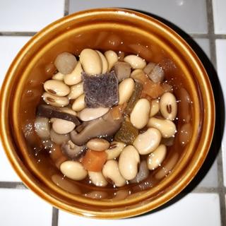 冷凍もできる作りおきおかず!どこか懐かしい五目豆