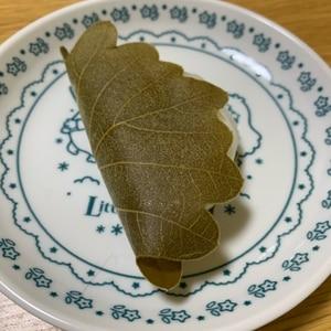 子供の日★蒸し器で作る昔ながらの柏餅