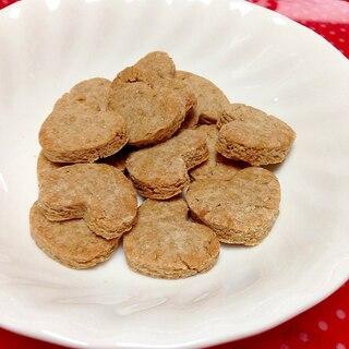 ビニール袋de☆簡単マクロビ そばぼうろクッキー