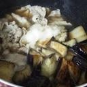 ☆簡単☆豚バラとナスのみぞれ煮