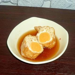 冷凍卵であぶ玉煮。。。☆