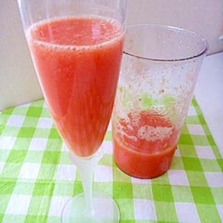 ごくごく飲める★トマトジュース。