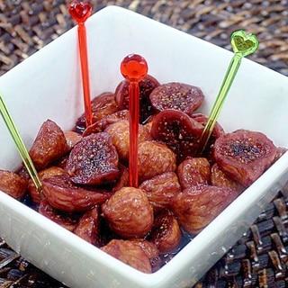 [お客様レビュー]小粒ドライいちじくの赤ワイン煮