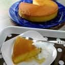 フライパンで★簡単かぼちゃプリン