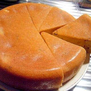 炊飯器とHMで作る、アップルシナモンケーキ