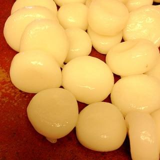 簡単(*´∀`*)ノ  もっちり♥米粉で白玉団子♪