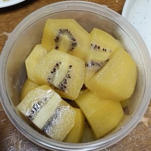 濃厚!キウイフルーツの果実酒