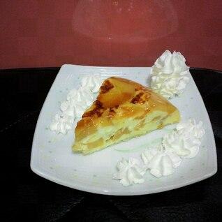炊飯器deアップルチーズケーキ