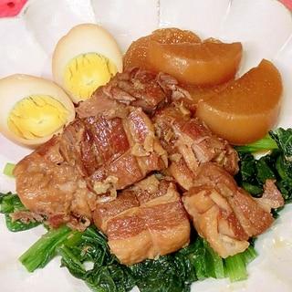 東坡肉(トンポーロー)♪
