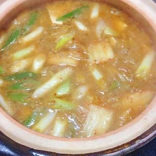 絶品!美味しすぎるヘルシー韓国発酵味噌鍋