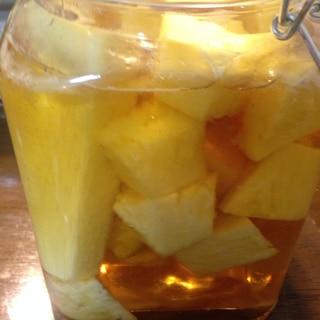 韓国でダイエットに人気なパイナップル酢