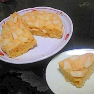 炊飯器でアップルキャロットパン