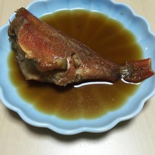 簡単赤魚の煮付け
