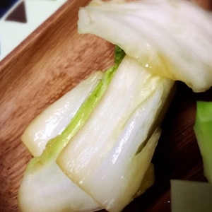 簡単☆白菜の浅漬け