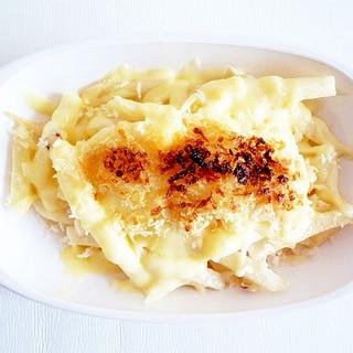 冷凍ポテトで ポテトのチーズ焼き