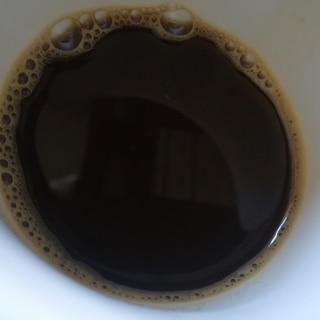 麦焼酎割りコーヒー