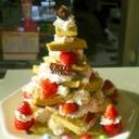 クリスマスケーキ!クリスマスツリー!ケーキ
