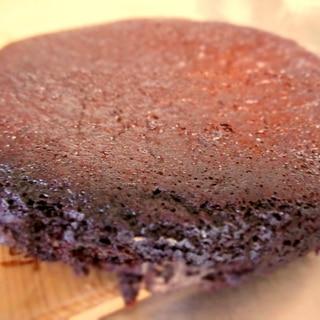 アメリカで覚えたチョコレートケーキ
