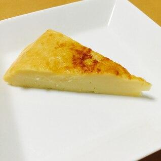 ヨーグルトで簡単チーズケーキ!