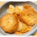 白菜消費☆仙台麩と白菜のピリ辛煮