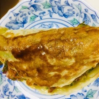 受け継がれる昭和初期の味。ねぎ焼き