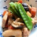 筍と鶏肉の煮物