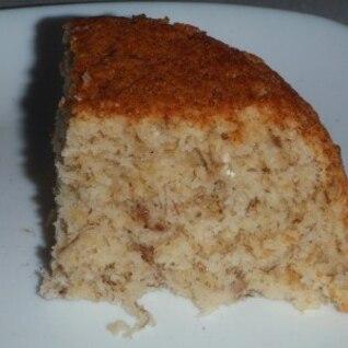 大豆粉バナナケーキ
