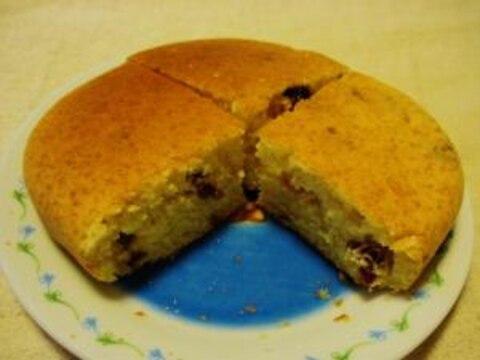 メッチャ手抜き~!な炊飯器で作る大豆フルーツケーキ