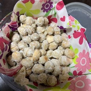 大豆の砂糖掛け★余った節分豆で簡単リメイク