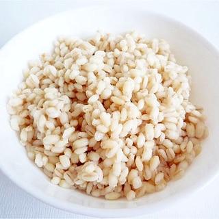 もち麦(大麦)の茹で方