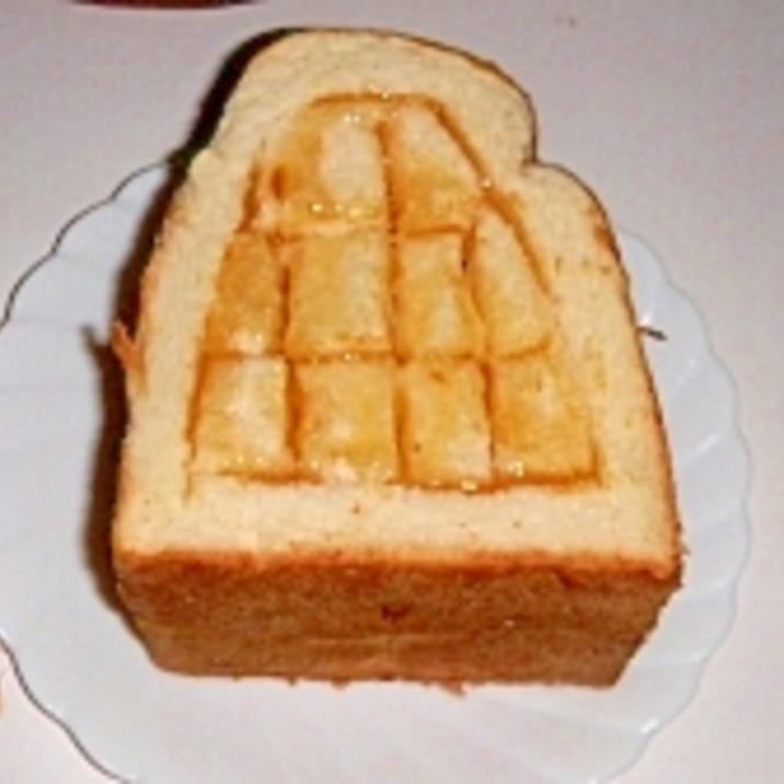 蜂蜜バターパン