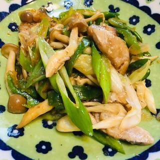 ☆鰹と野菜のピリ辛味噌炒め☆