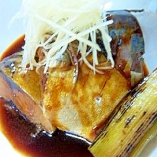 和食の定番比率で作る♪さばの醤油煮