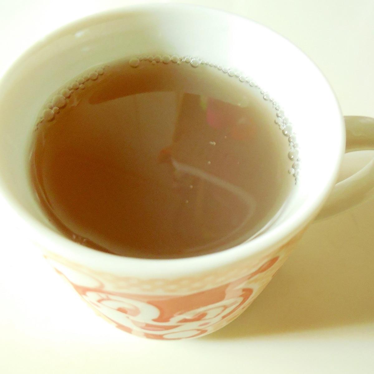 小豆 茶 作り方