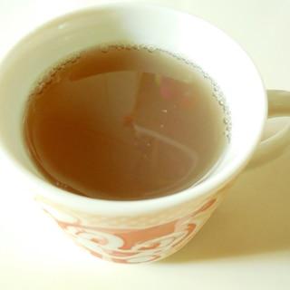 手作り小豆茶&茹で小豆