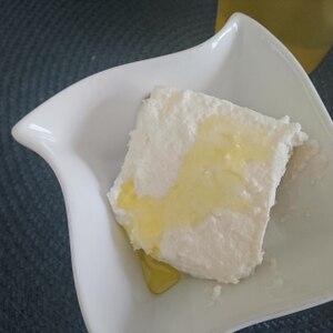 シンプルだけど美味しい♥蜂蜜オリーブヨーグルト