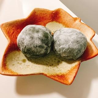 柔らかくてもちもち♬ ヨモギ餅