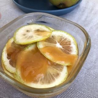 マヌカハニーの蜂蜜レモン