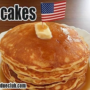 基本にして最高のアメリカン・パンケーキ